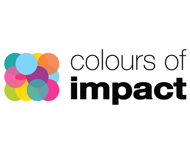 Logo Colours of Impact